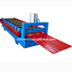 Corrugated sheet metal roof roll forming machine