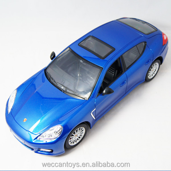 2014 new product iOS and Android Bluetooth control 1 14 scale rc car porsche panamera play game car racing