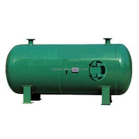 Horizontal Type Air Compress System 1000Liter Air compressor Tank