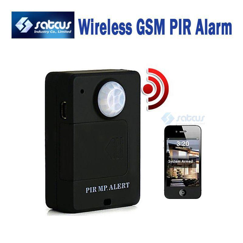 Aliexpress Com Buy Wireless Pir Sensor Motion Detector