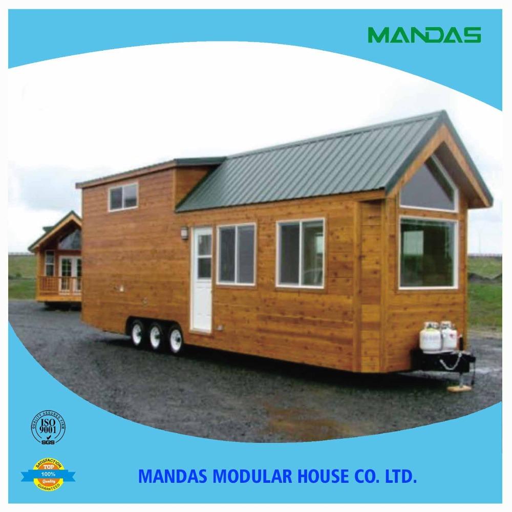 Casa sobre ruedas tree house casas modulares prefabricadas - Casas prefabricadas moviles ...