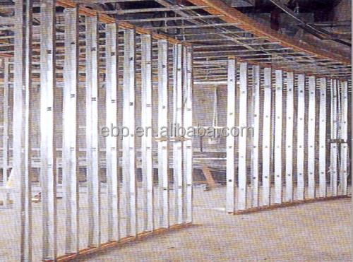 Metal Pared Galvanizado Postes Galvanizado/metal Paredes - Buy Metal ...