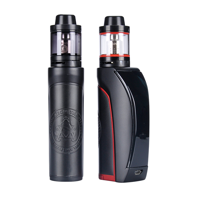 2018 Trending New Products Amazon Electronic Cigarette Starter Kit