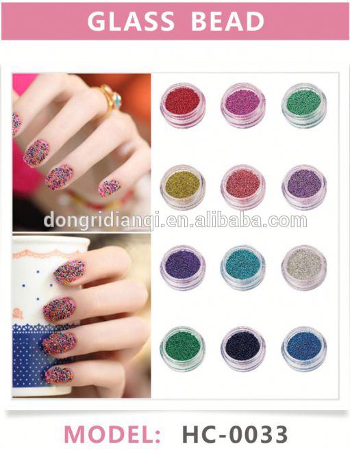 con estilo 2015 mini kit de caviar de decoración para uñas belleza ...