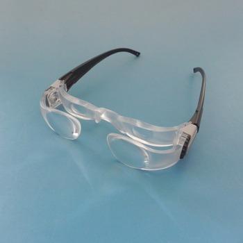 116c3a074 Novos Óculos Tipo Lupa Lupa Lupa Lupa Para Myopes Tv Screen Watching ...