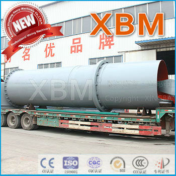 XBM corn rotary dryer hot sale in Serbia