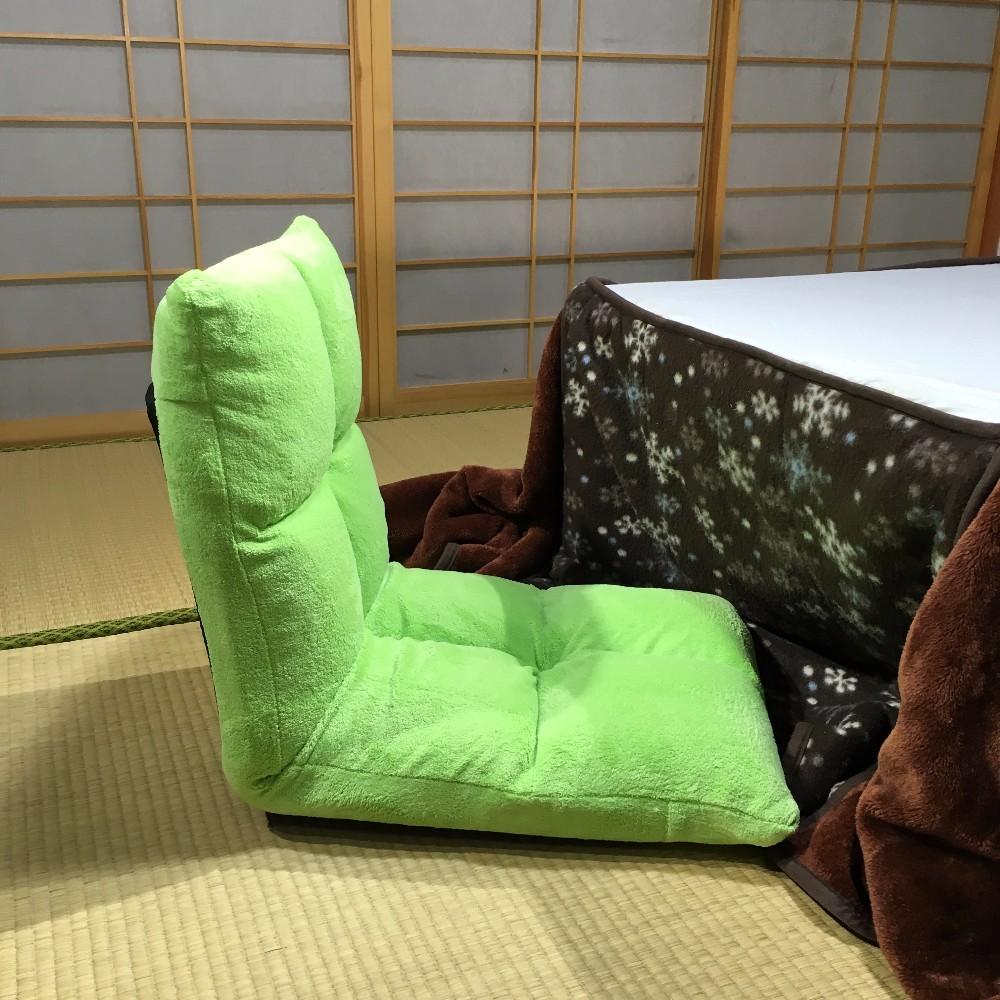 Hot sale japanese style adjustable sofa chair folding for Asian floor chair