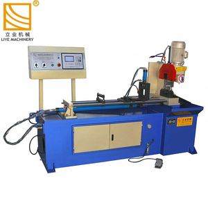 YJ-355CNC cnc Automatic stainless steel circular saw tube cutter