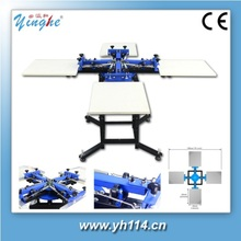Factory price hot sale automatic screen printing machine tshirt