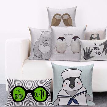 Dog Cat Animal Custom Printed Sublimation Pillow Case - Buy Custom Pillow  Case,Custom Printed Pillow Cases,Sublimation Pillow Case Product on
