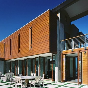 Wpc Siding For Concrete Wall Cover Wood Plastic Composite Wall Cladding Exterior Wall Cladding