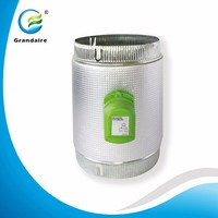 HVAC Ventilation Motorized Zone Dampers For Air Volume Control