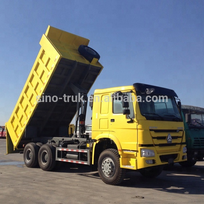 HOWO 6X4 diesel dump truck for sale