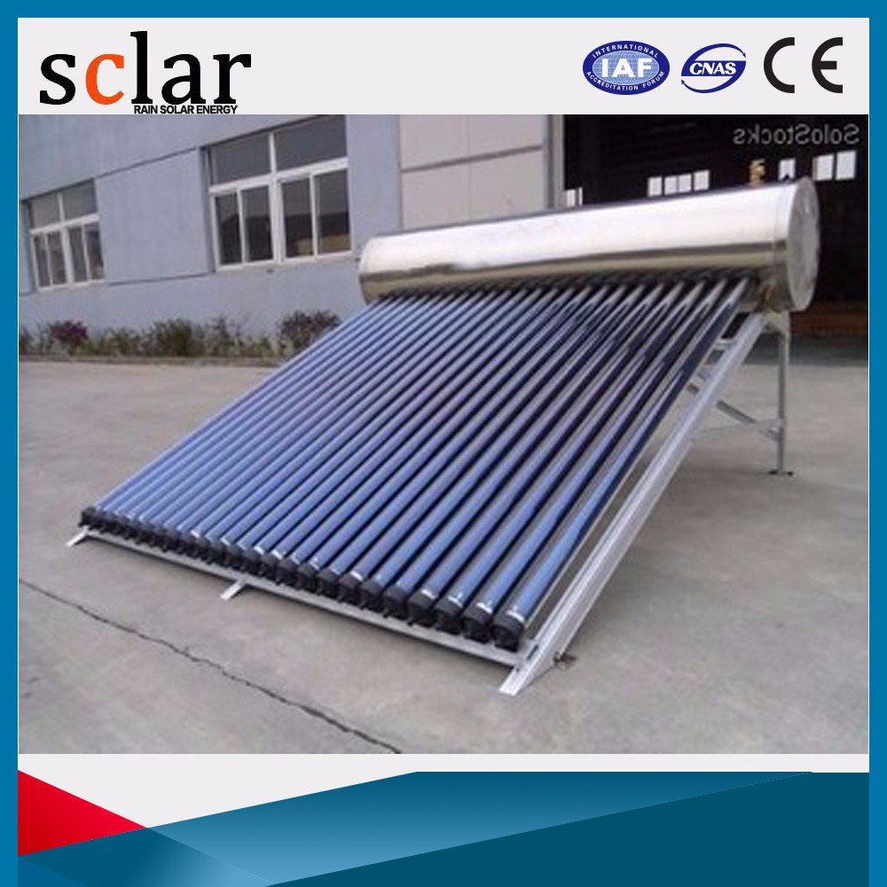 China Solar Water Heater Frame Wholesale Alibaba Tank 200l Tanks Small Also Panel System Diagram On