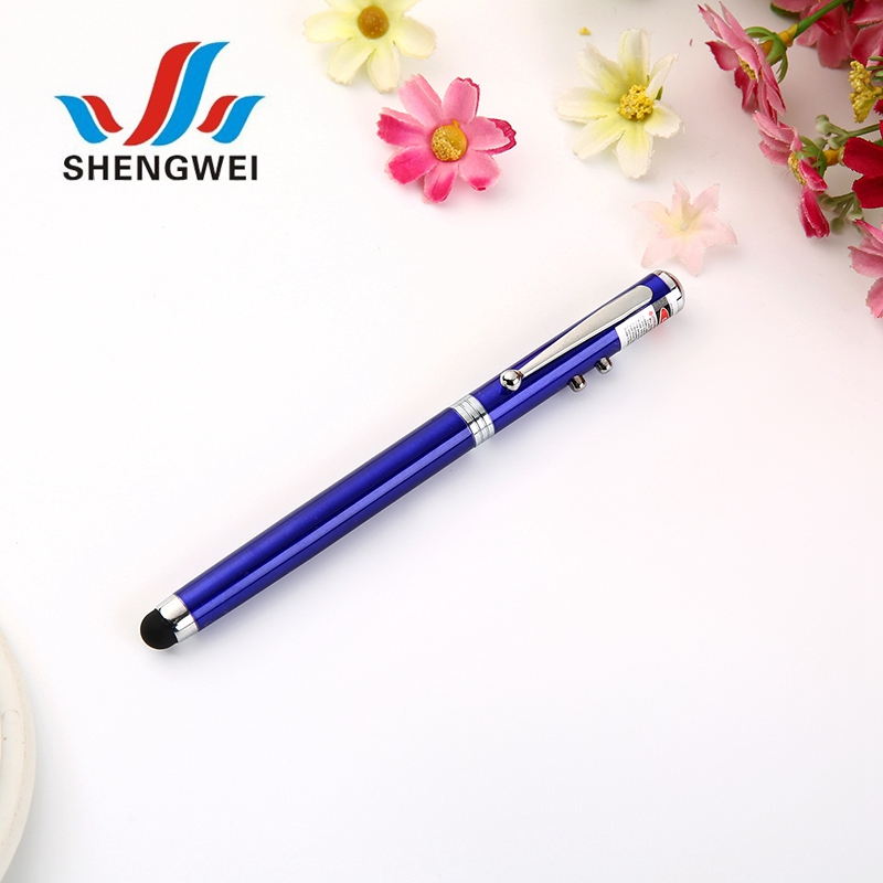 Convenient pointer stylus laser pointer stylus ballpoint pen