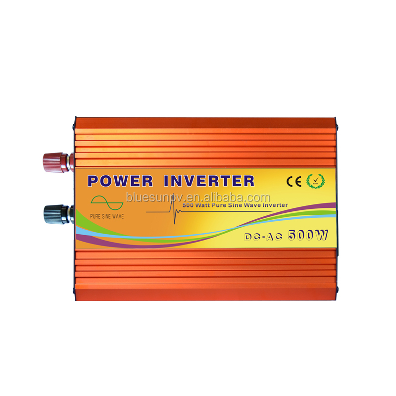High quality 500W pure sine wave solar inverter 500 watt off grid dc to ac cheap inverter