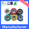 Hot Melt and High adhesion black insulation pvc electrical tape