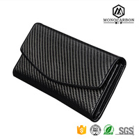 The New Cross Version Casual Fold Women's Carbon Fiber Leather Handbag for Lady Travel Shopping