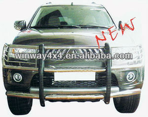 FRONT BUMPER FOR MITSUBISHI PAJERO SPORT 2011 ON