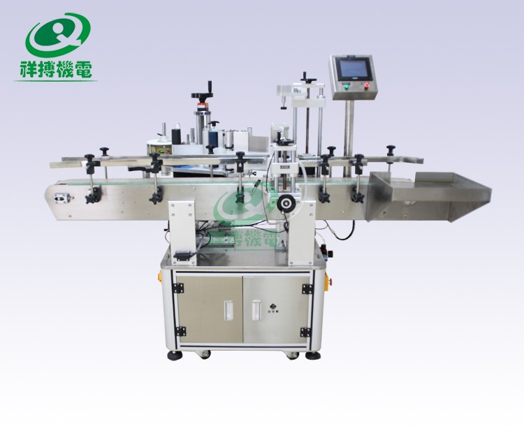XBTBJ-551 automatic sticker pringting labeling machine
