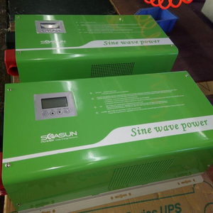 6KW Pure Sine Wave Solar Power Inverter Solar Energy Saving System