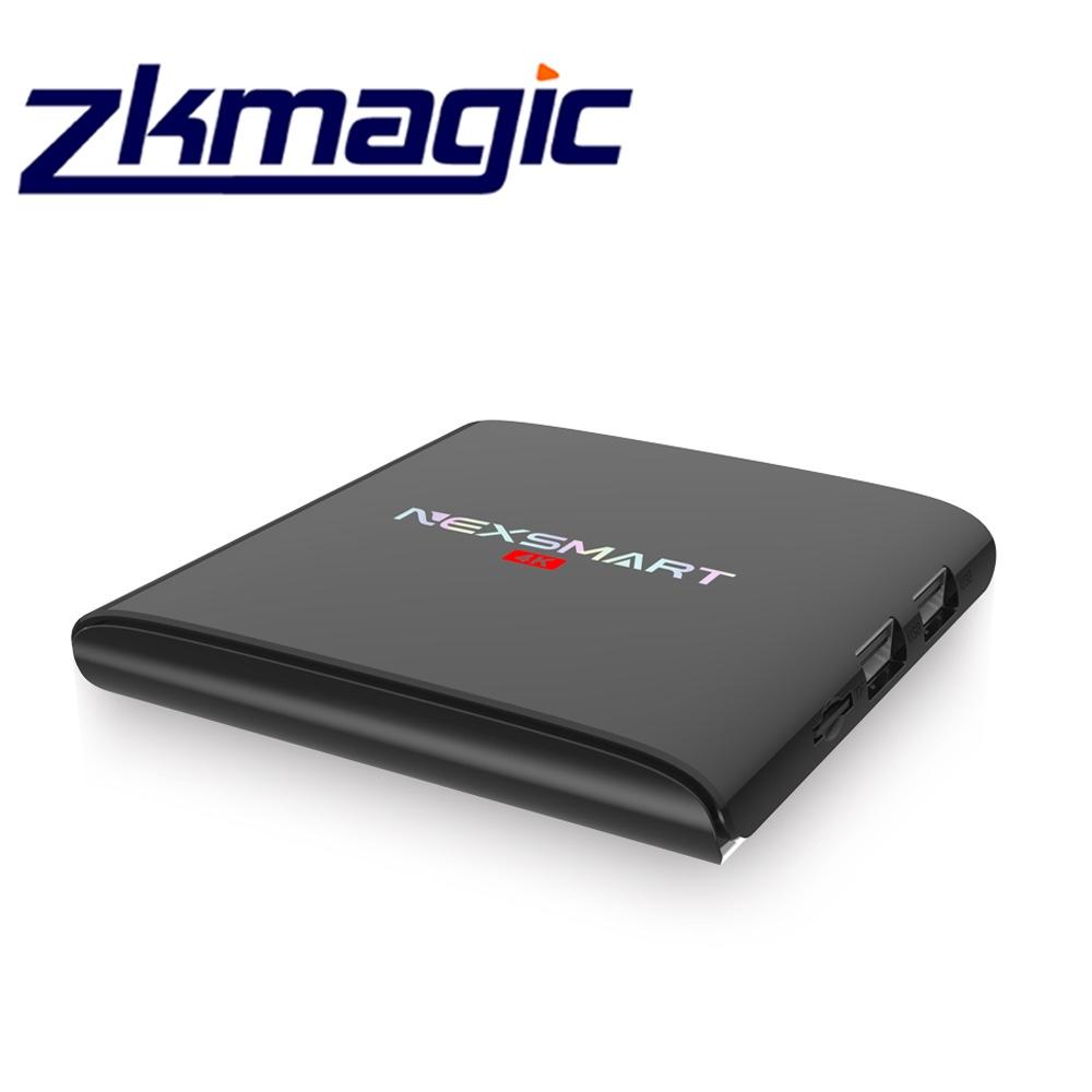 100% Original NEXSMART D32 RK3229 1GB+8GB Download User Manual For Android  5.1 Quad Core Tv Box