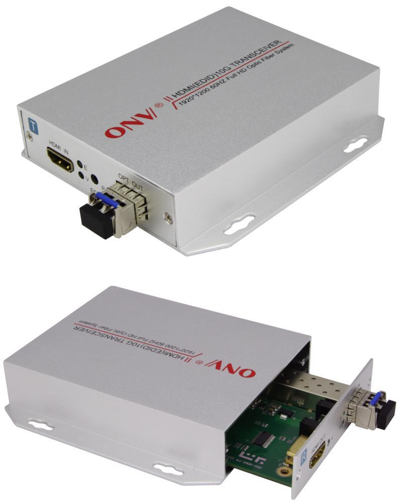 Video Audio To Fiber Hdmi Optic Converter - Fiber Optic ...