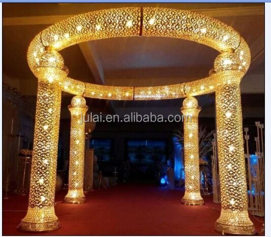 new hot indian wedding event backdrop design stage backdrop