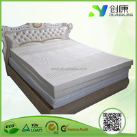 Latest style natural home furniture general use latex mattress