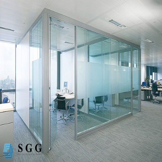 Glass Partitions Walls In Your Office   Buy Half Glass Office Partition, Glass Partitions Walls,Office Partition Wall Material Product On Alibaba.com