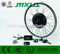 Virgin raw material durable 1000w electric bicycle conversion kit/ebike hub of Tilting Discharging Way
