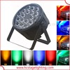 Disco Led Light flat par led 18 10w led par light