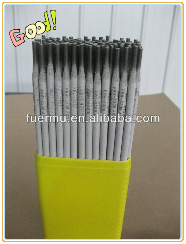 Factory!! E308-16 Stainless Steel Welding Electrode