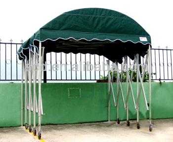 Dome retractable carport tent buy garage tent easy up carport tent