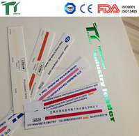 consumable surgical Equipments Sterilization indicator card