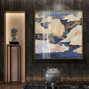 Home wall decoration Chinese art pictures