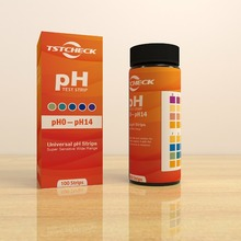ph test strips 0-14/Ph test paper school use,home use