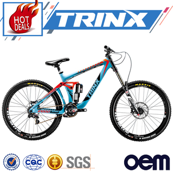 27 5 Inch E1000 T800 Carbon Full Suspension Mountain Bike With Sram 10  Speed From Trinx Bicycle Factory - Buy