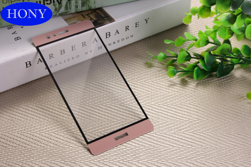 Ultra thin tempered glass for Huawei P9 mobile phone /Anti shock 9h screen protector for Huawei P9