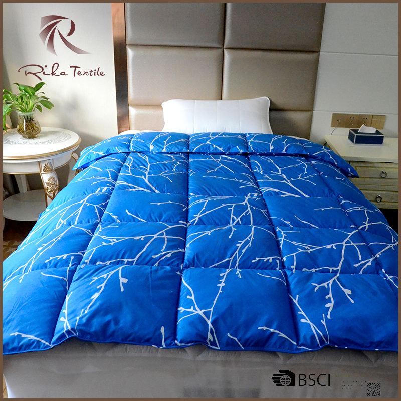 Indian quilts king size, good quality printed quilt available