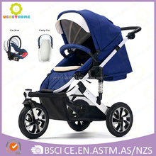 3 in 1 Pram puschair Stroller three wheeler baby jogger from birth