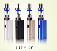 2016 Newest china supplier jomotech E-cigs lite40 e cig box mod
