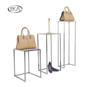 Handbag Or Shoe Display Stand Racks For Store Window Display Buy