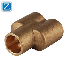 Custom Fabrication Brass Hot Forging Part CNC Machined Spare Parts