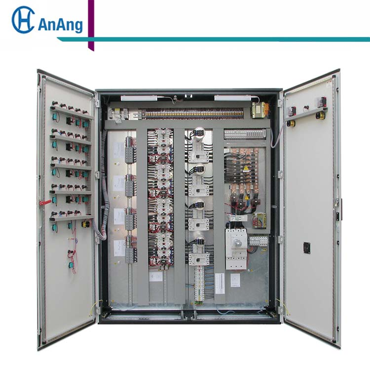 Industrial Power Sheet Metal Complete Set Control Cabinet