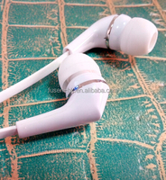 2016 Tangel Free Plastic Earphone with mic AP02