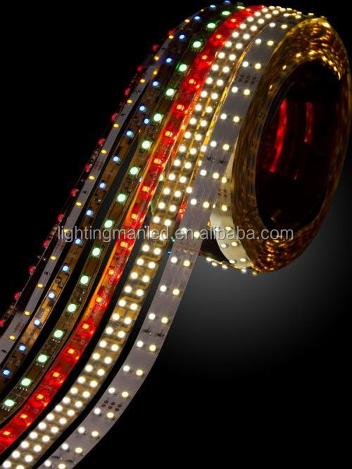 LED Strip light, Waterproof LED Flexible Light Strip 12V with 300 SMD LED, 3258 16.4 Foot / 5 Meter