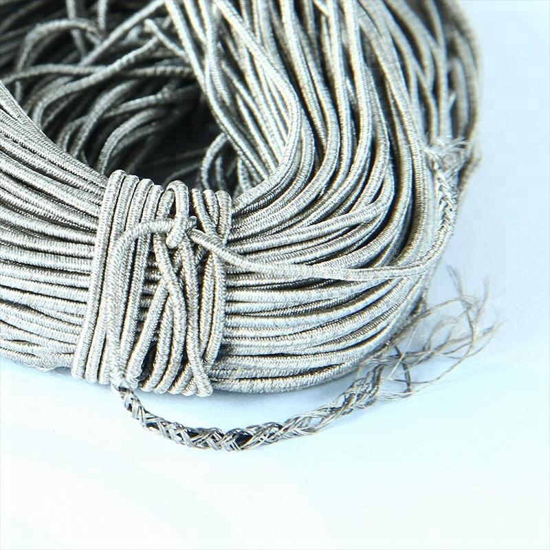 UrGarding Silver Thread Flexible Core-spun Wire with coated silver fiber for ems training suit and Sport Yoga suit
