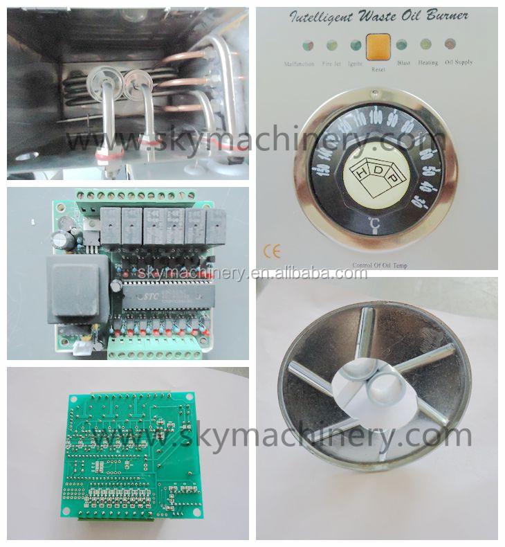 B-05 China Supplier Alibaba Waste Oil Burner/waste Engine Oil ...
