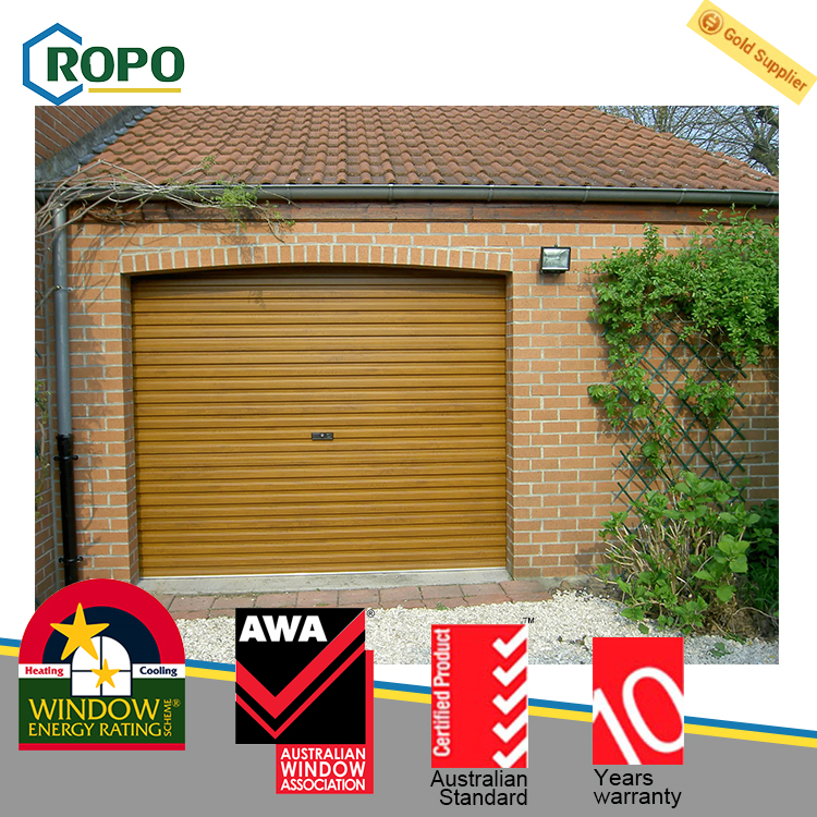 China Transparent Garage Door China Transparent Garage Door